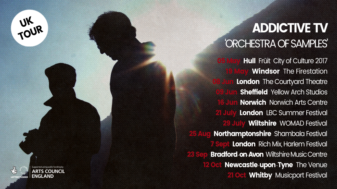 Addictive TV - tour dates 2017 for OOS