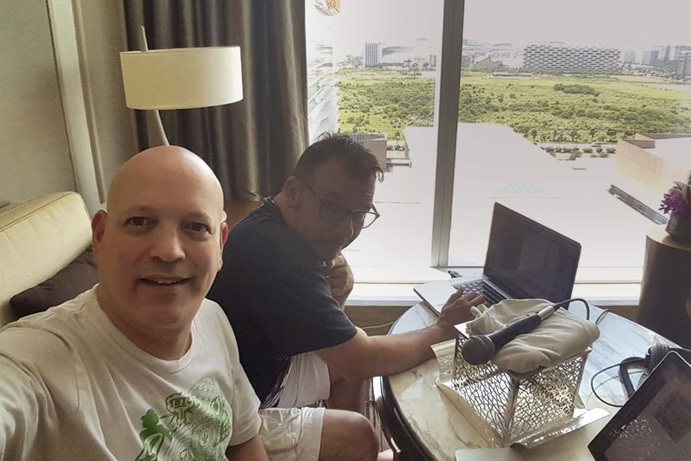 Atmosfera Manila recordings