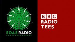 SOAS+BBC Radio interviews