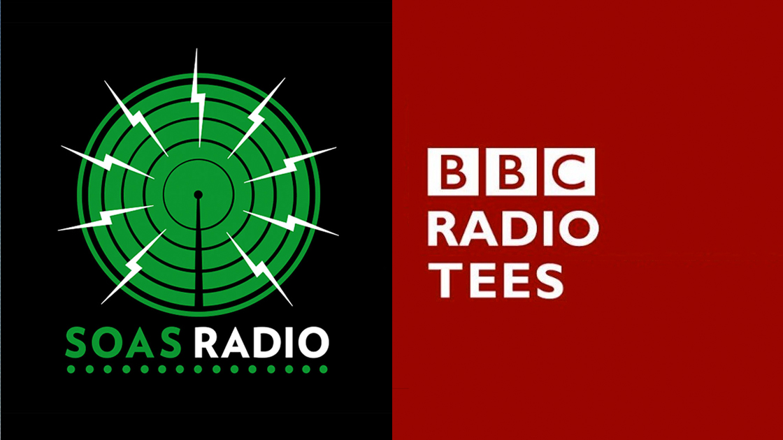SOAS+BBC Radio interviews