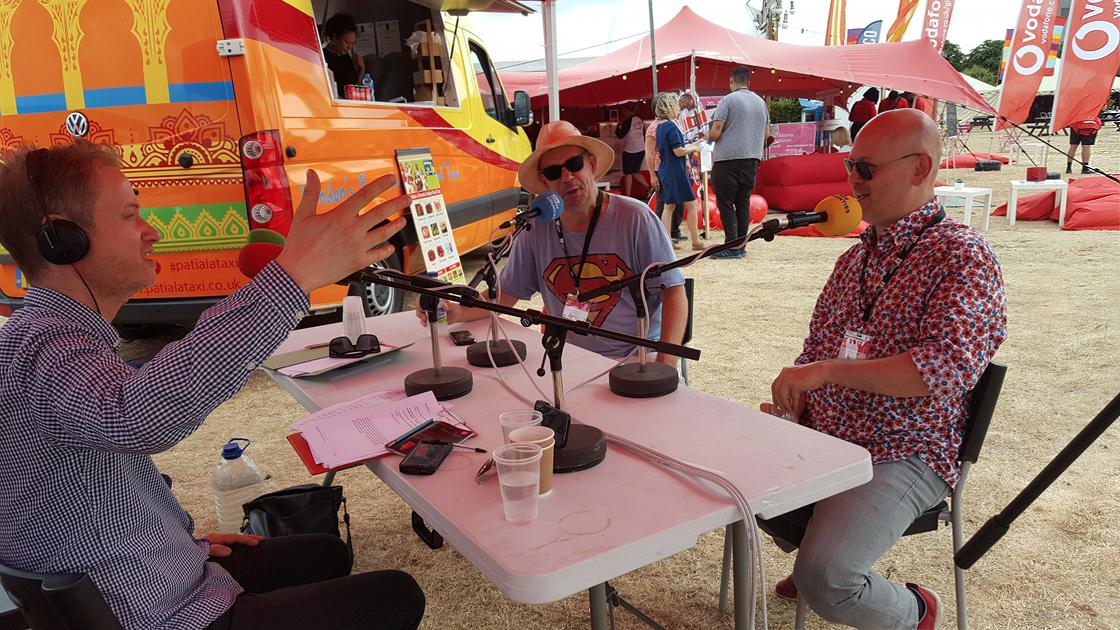 Addictive TV _ BBC Three Counties Radio
